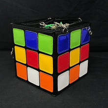 Load image into Gallery viewer, Rubiks Cube Handbag