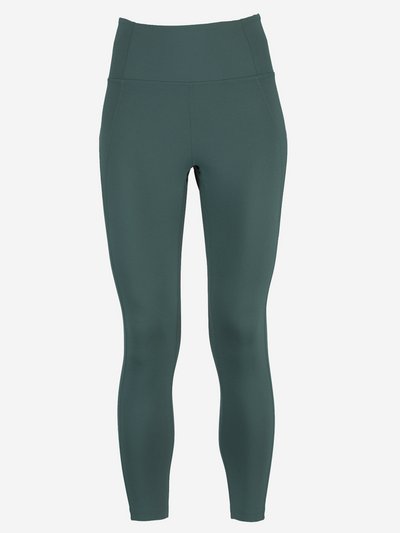 Green Leggings #color_forest-green