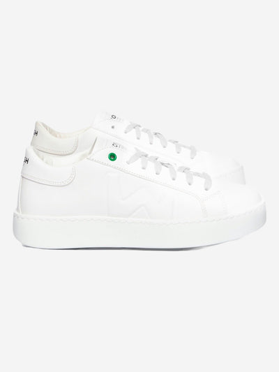 White Vegan Sneakers #color_white