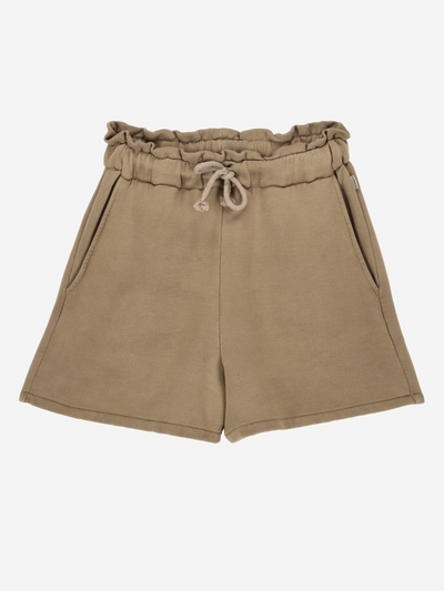 Saddle Brown Shorts #color_saddle-brown