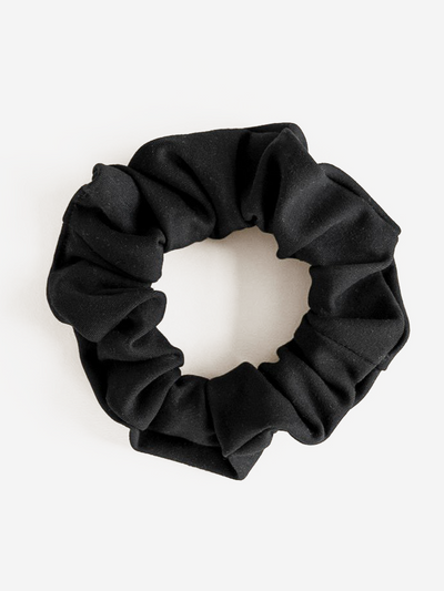 black scrunchie #color_black