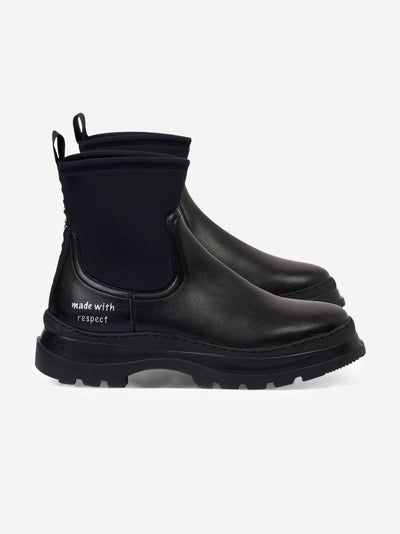 vegan black boot #color_black