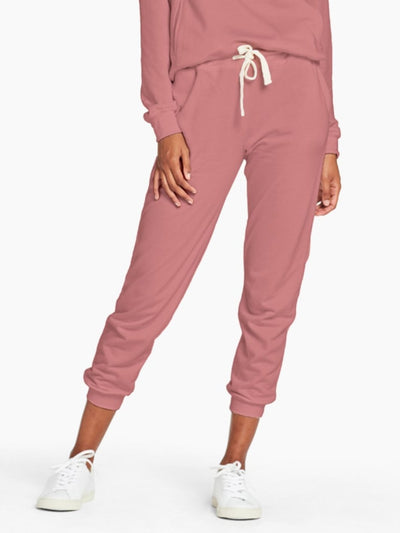 Dark rose jogger #color_dark-rose