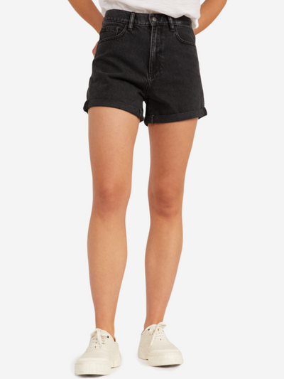 SILVAA Denim Shorts