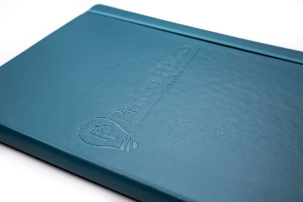Perfect Planner UNDATED - Teal