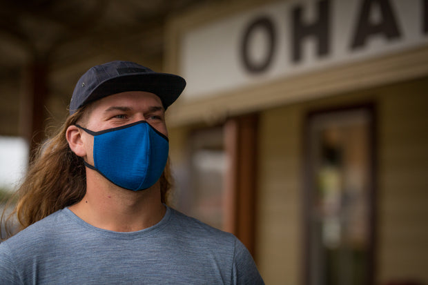 Merino Face Mask