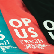 Neck Warmer - Opus Fresh Snowflake