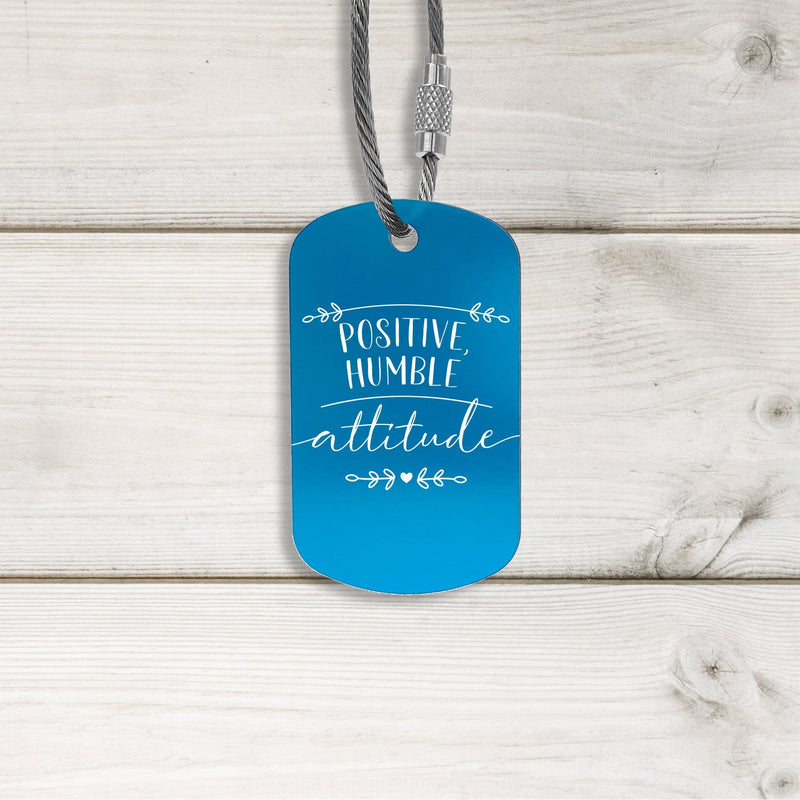 Intention Setting Tags - Fresh Design - Multiple Colors Available