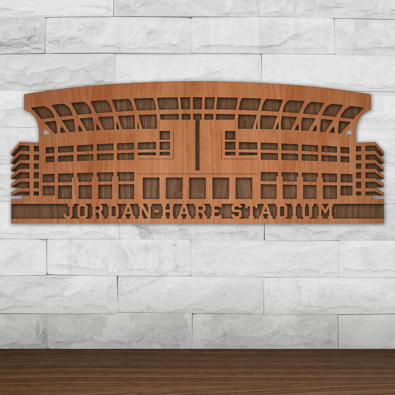 Jordan-Hare Stadium - Auburn University Wall Art