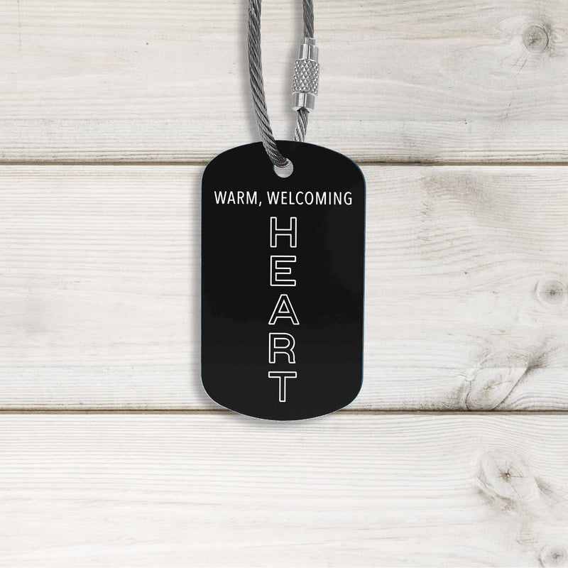 Intention Setting Tags - Modern Design - Multiple Colors Available