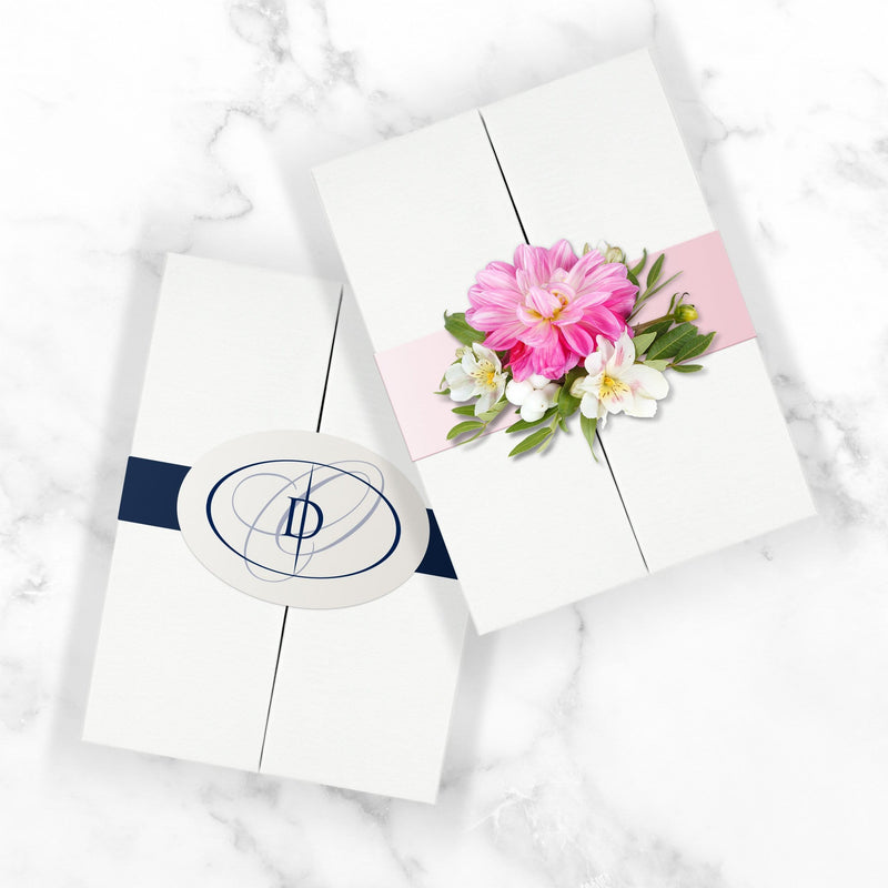 White Magnetic Gift Box for Invitations, Cards, and Jewelry
