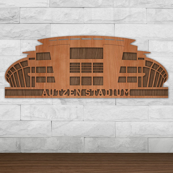 Autzen Stadium - University of Oregon Ducks Wall Art