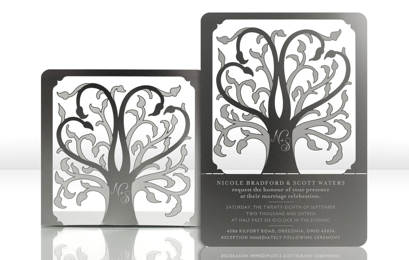 Roots Metal Invitation