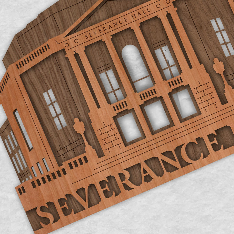Severance Hall - Cleveland Landmark Wall Art