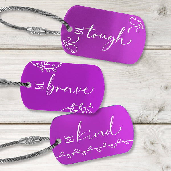 Integrity Building Tags - Fresh Design - Multiple Colors Available
