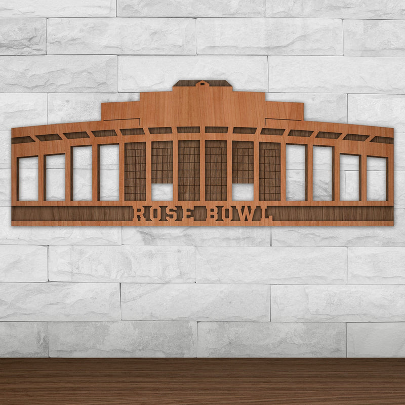 Rose Bowl Stadium - UCLA Bruins Wall Art