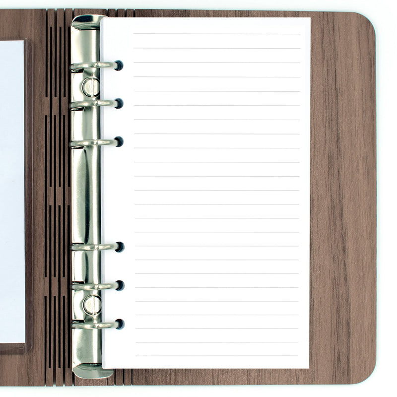 A6 Paper Refill Packs for Journals - 40 Sheets