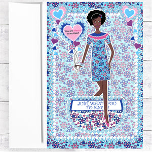 Love Expressions Greeting Card