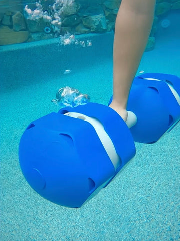 Water Weight submerged
