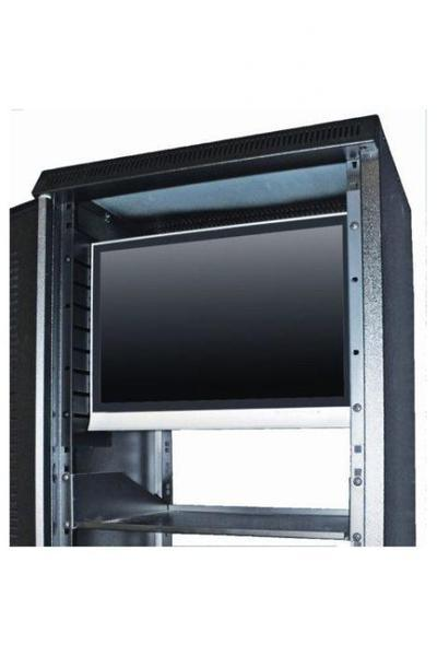 "Pulse 19"" Rackmount LCD TFT VESA Screen Monitor Bracket 6u"