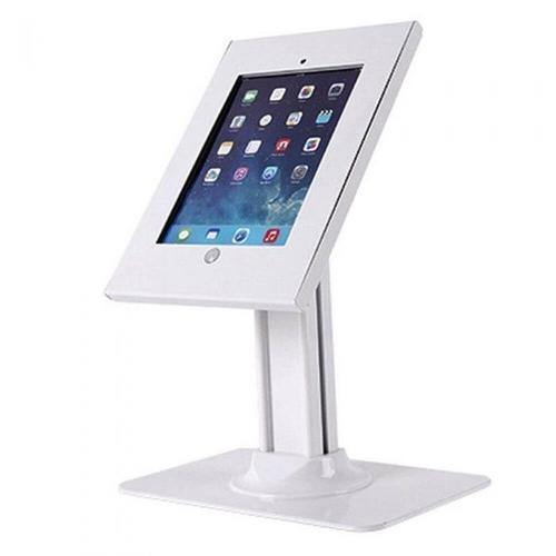 Anti-theft Countertop Stand for Ipad 1 2 3 4 Air 2 (White) - DY Pro Audio