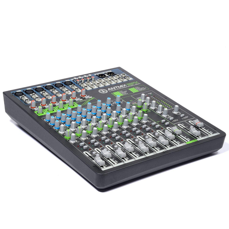 ANT - Antmix 12FX 12 Channel Mixer - DY Pro Audio