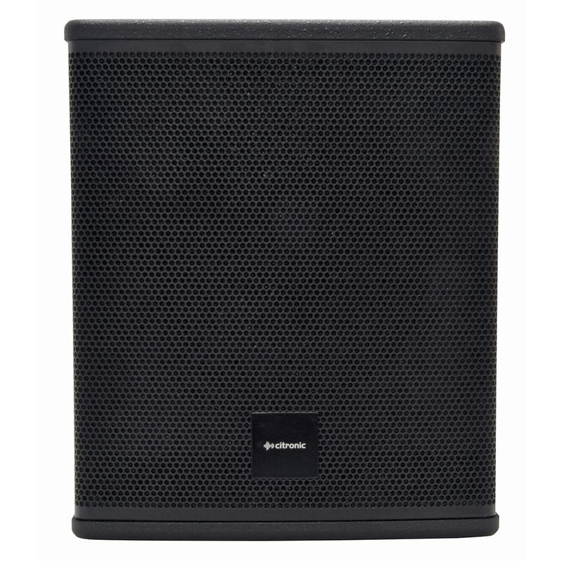 "Citronic CASA-10BA 10"" Active Subwoofer - DY Pro Audio"
