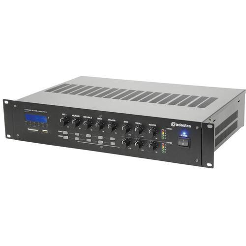 Adastra RM1202 2 Zone Mixer Amplifier with USB/SD/FM/Bluetooth - DY Pro Audio
