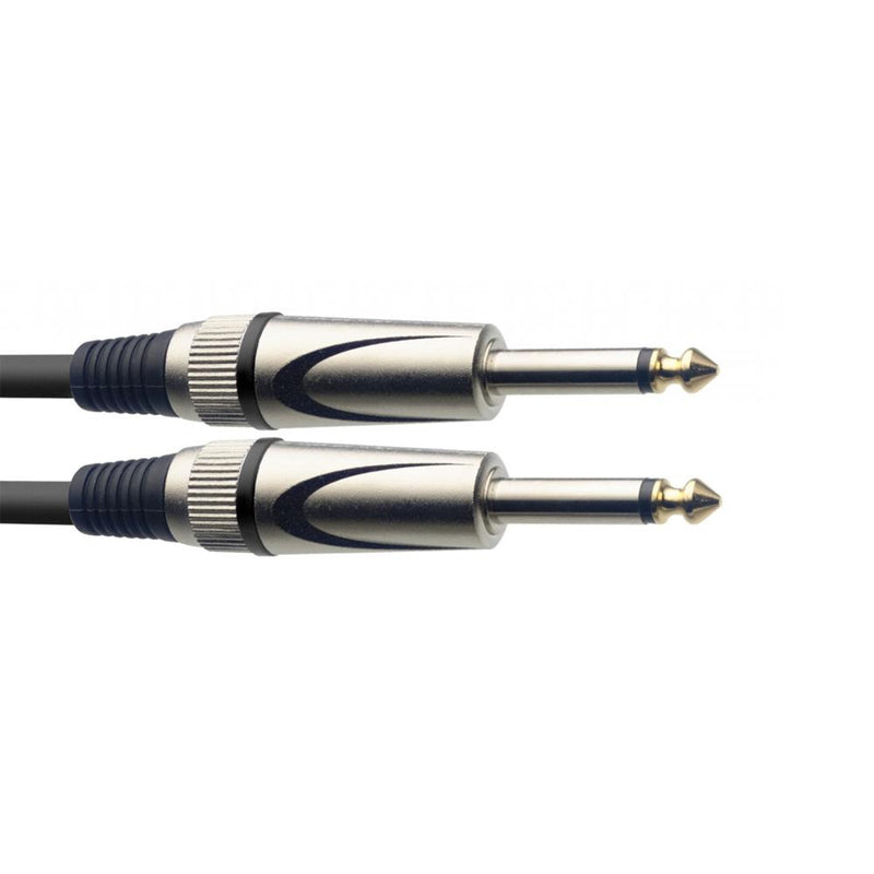 Stagg Straight Jack to Straight Jack Lead 10m | SGC10DL - DY Pro Audio