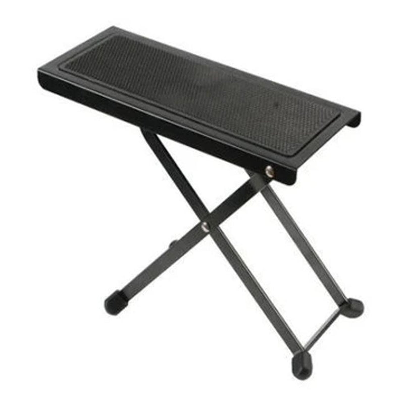 Pulse Guitar Folding Metal Foot Stool Rest for Guitars