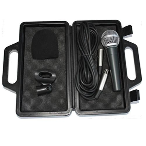 Pulse PM580 Dynamic Vocal Microphone Bundle