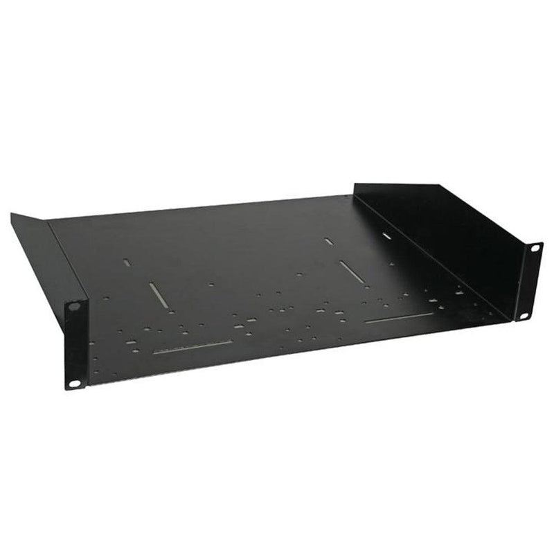 "Pulser 2U 19"" Rack Shelf 370mm/14.5"" Deep"