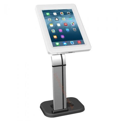 Anti Theft iPad Tablet Desk Mount Stand Kiosk POS Counter - DY Pro Audio