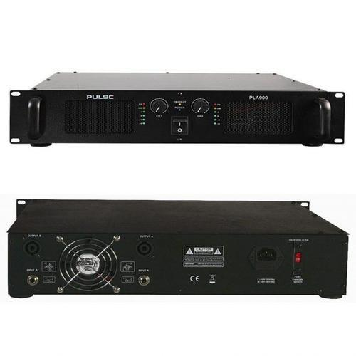Pulse 760W RMS Stereo Power Amplifier