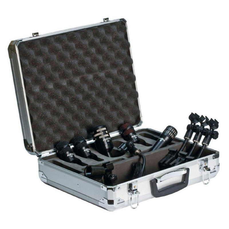 Audix DP5A Percussion Microphone Pack - DY Pro Audio
