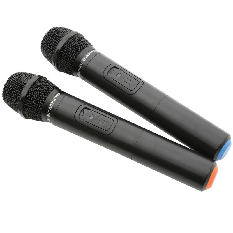 QTX QR Series Portable Powered PA Units - DY Pro Audio