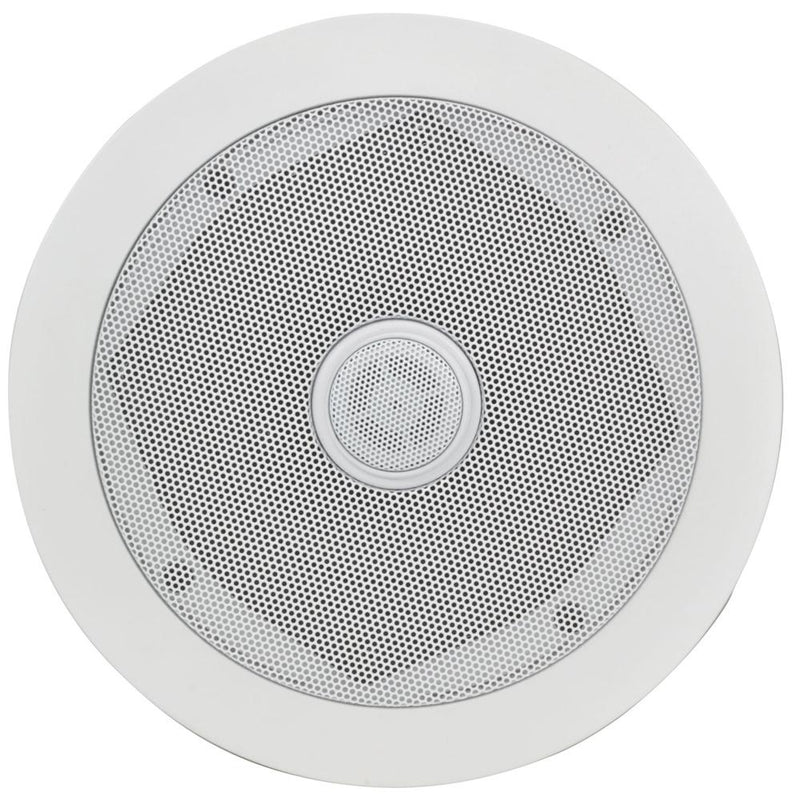 "Adastra C5D Ceiling Speaker With Directional Tweeter 80w 5.25"" Inch White - DY Pro Audio"