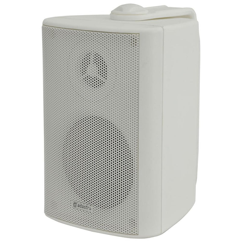 "Adastra 3"" 60W White Background Outdoor Speaker 