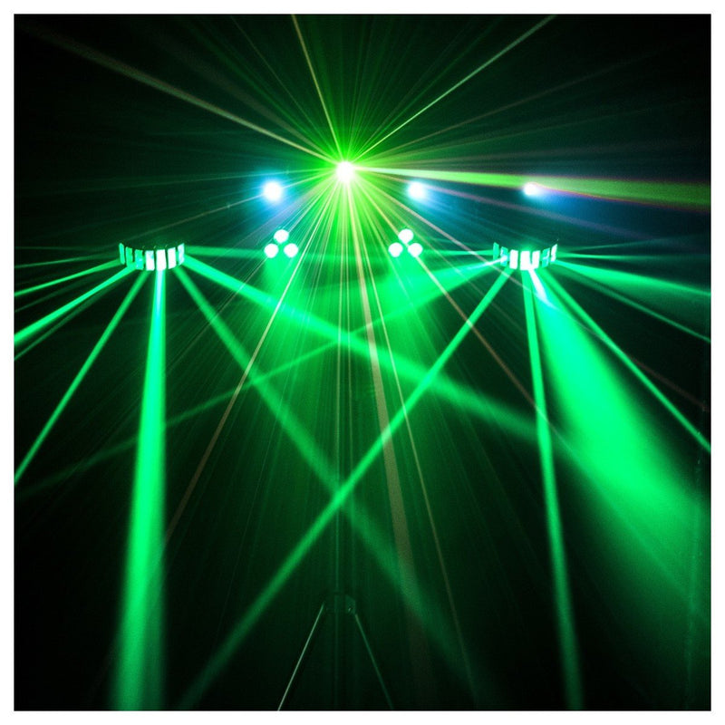 Chauvet Gig Bar 2 4-in-1 Effect Lighting System - DY Pro Audio