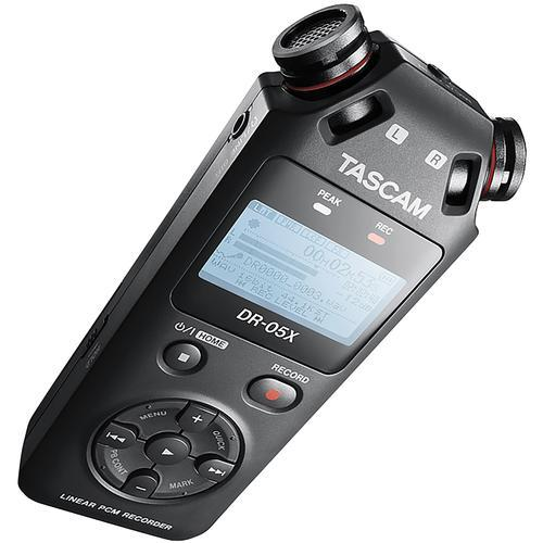 Tascam DR-05X Portable Handheld Audio Recorder - DY Pro Audio