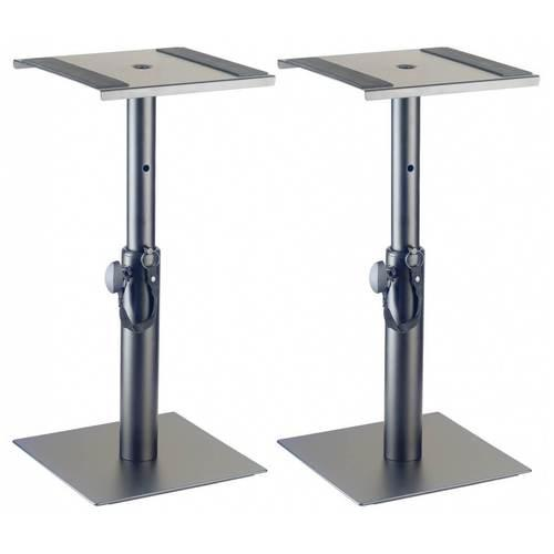Stagg SMOS-05 Desktop Monitor Stands (Pair) | SMOS-05 SET