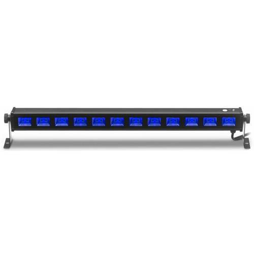 Stagg 12 X 3 Watt Ultraviolet UV Blacklight Bar | SLE-UV123-3 - DY Pro Audio