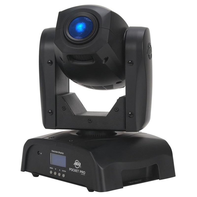 ADJ Pocket Pro Moving Head - DY Pro Audio