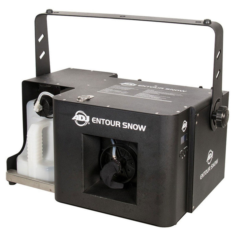 ADJ Entour Snow 1250W Snow Machine - DY Pro Audio