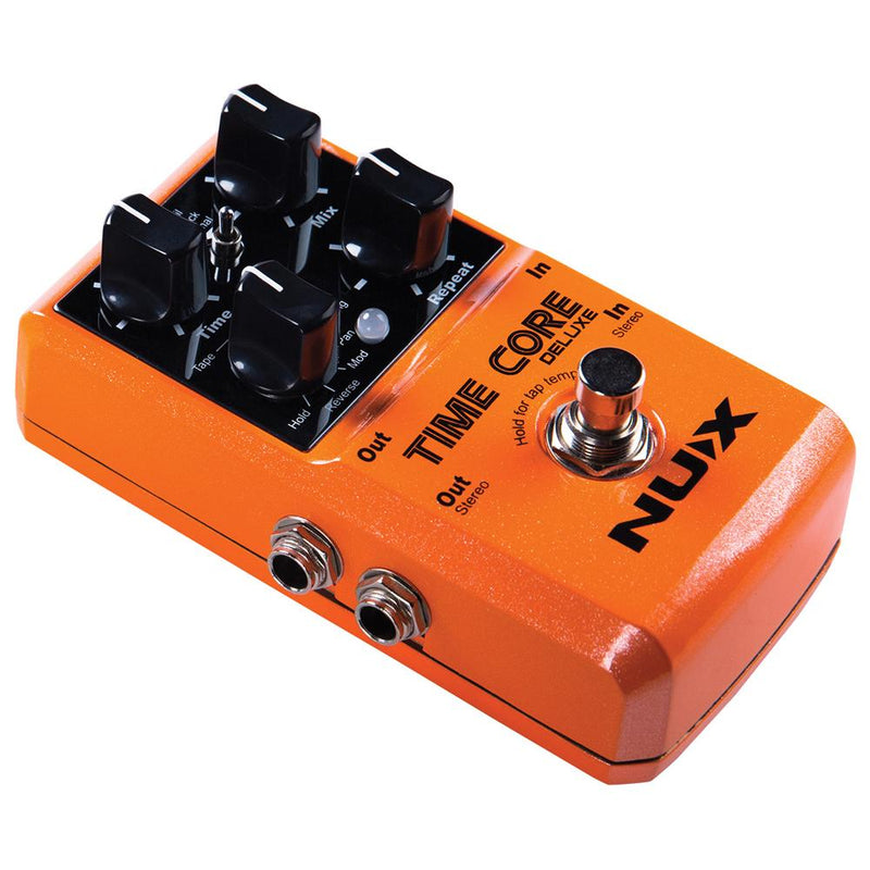 NUX Time Core Deluxe Delay Pedal - DY Pro Audio