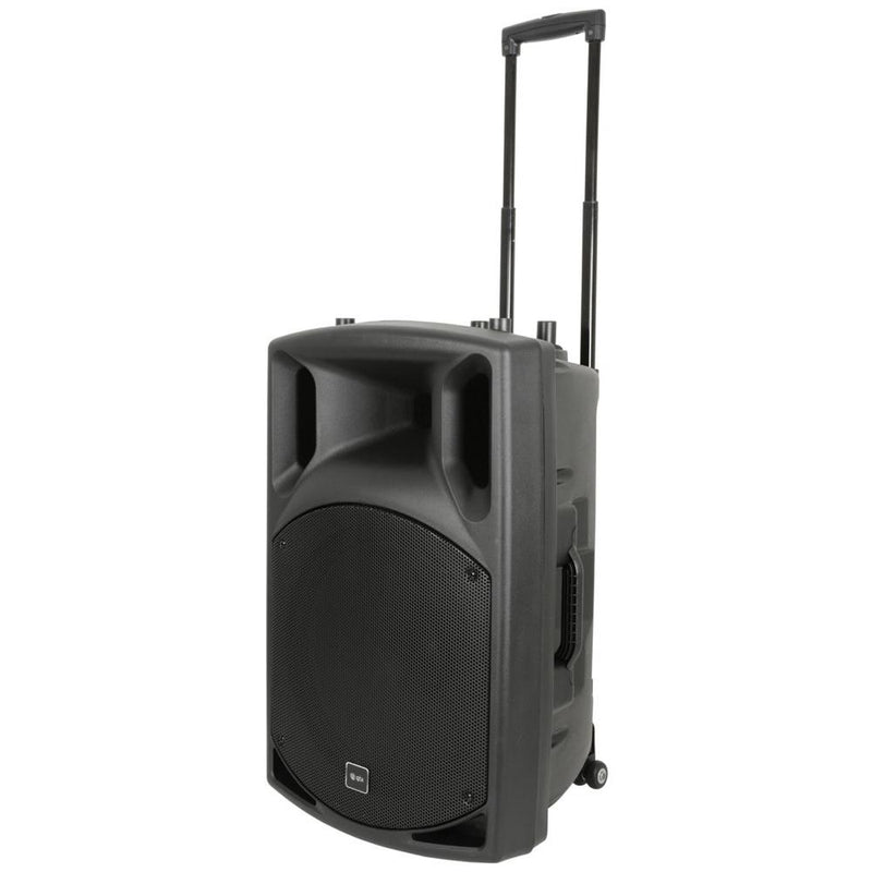 QTX QX12PA Portable PA Speaker with Bluetooth - DY Pro Audio