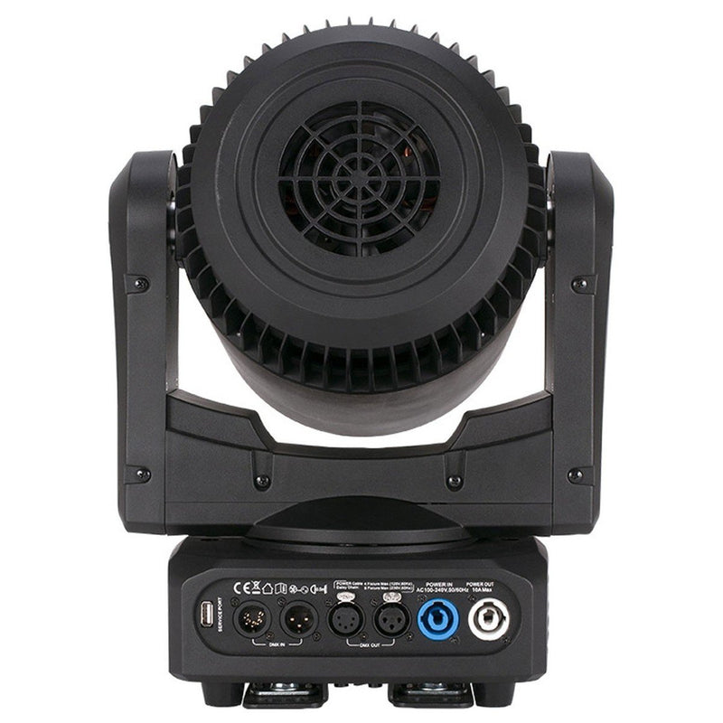 ADJ Par Z Move RGBW Moving Head - DY Pro Audio
