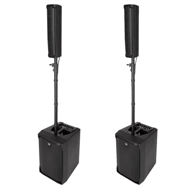 RCF Evox JMIX8 Active 2 Way Portable Array System (Pair) - DY Pro Audio