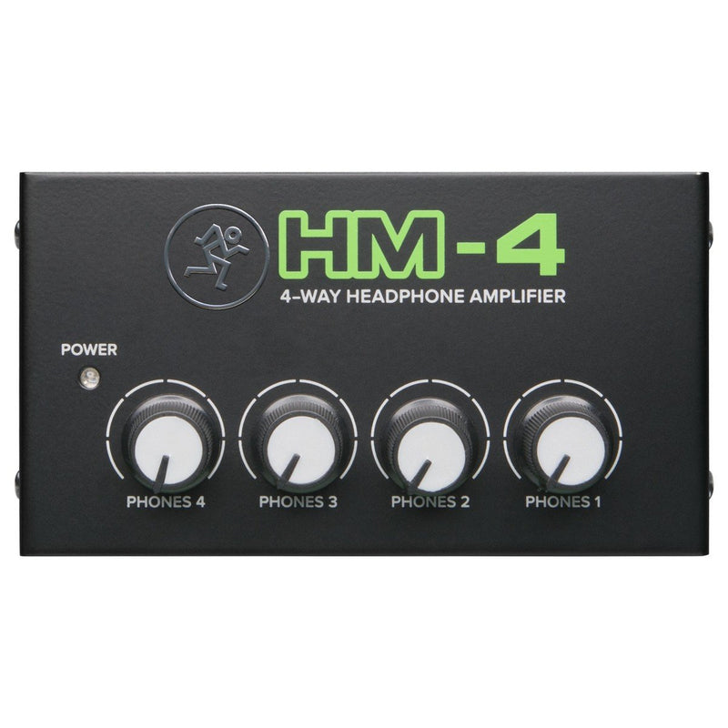 Mackie HM-4 Headphone Amplifier - DY Pro Audio