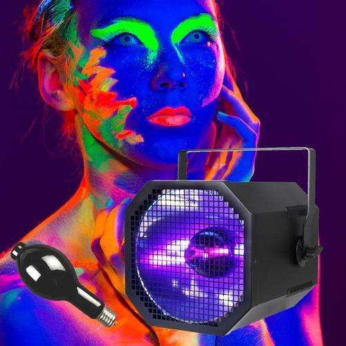 Equinox 400W UV Ultra Violet Cannon with Bulb - DY Pro Audio